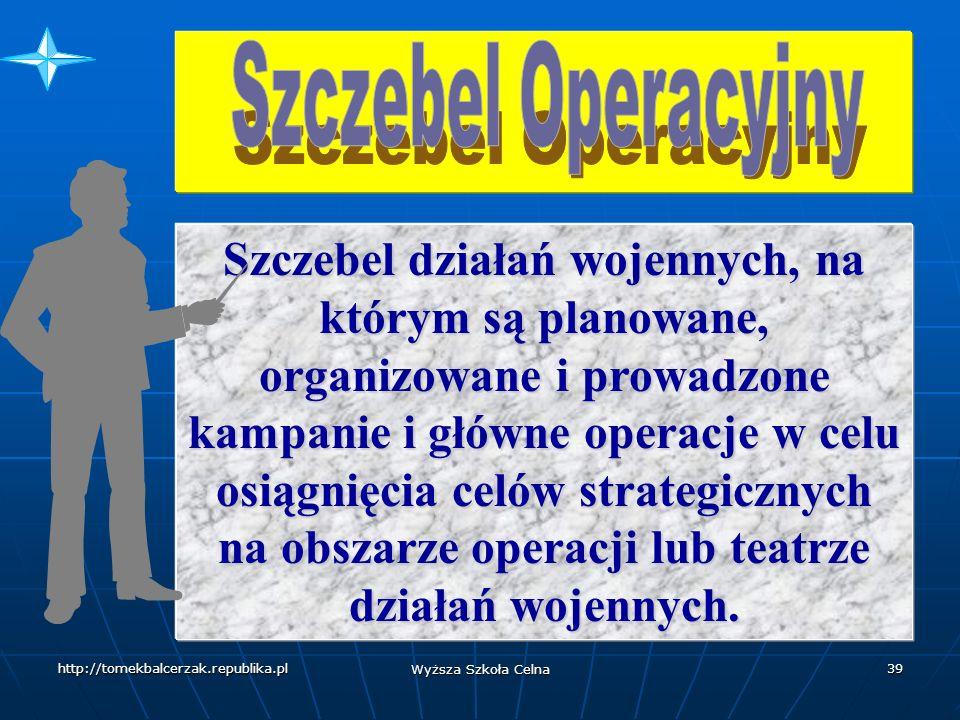 Szczebel Operacyjny