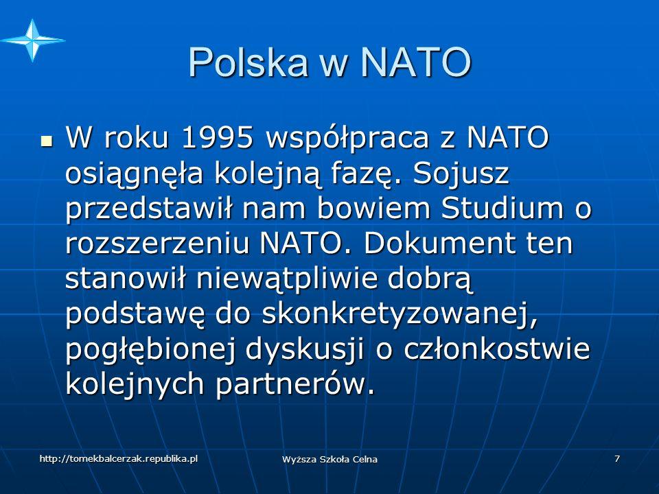 Polska w NATO