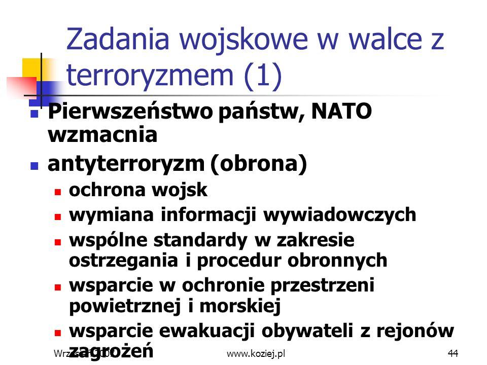 Zadania wojskowe w walce z terroryzmem (1)