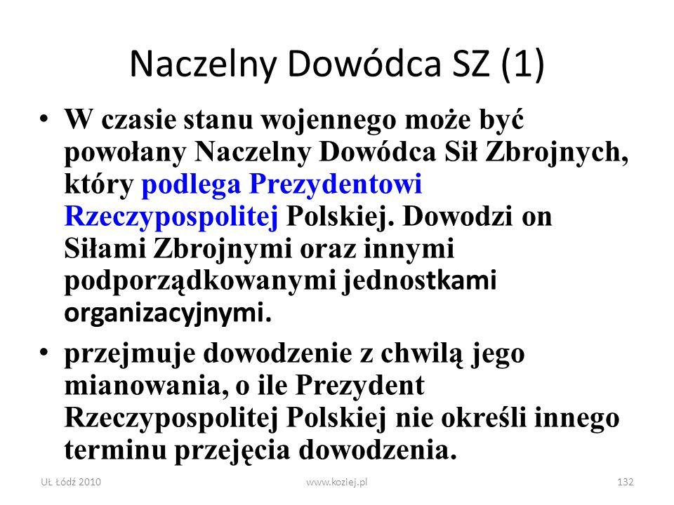 Naczelny Dowódca SZ (1)
