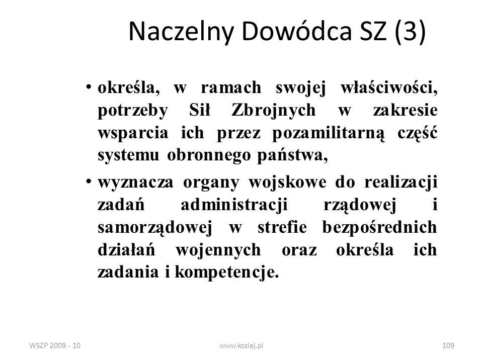 Naczelny Dowódca SZ (3)