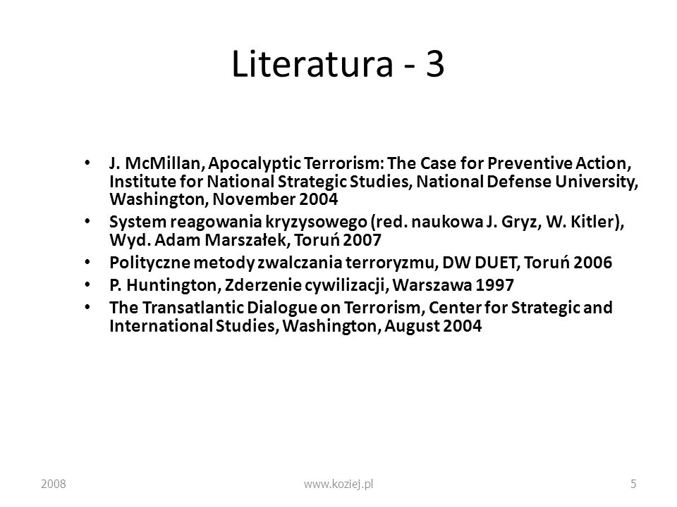 Literatura - 3