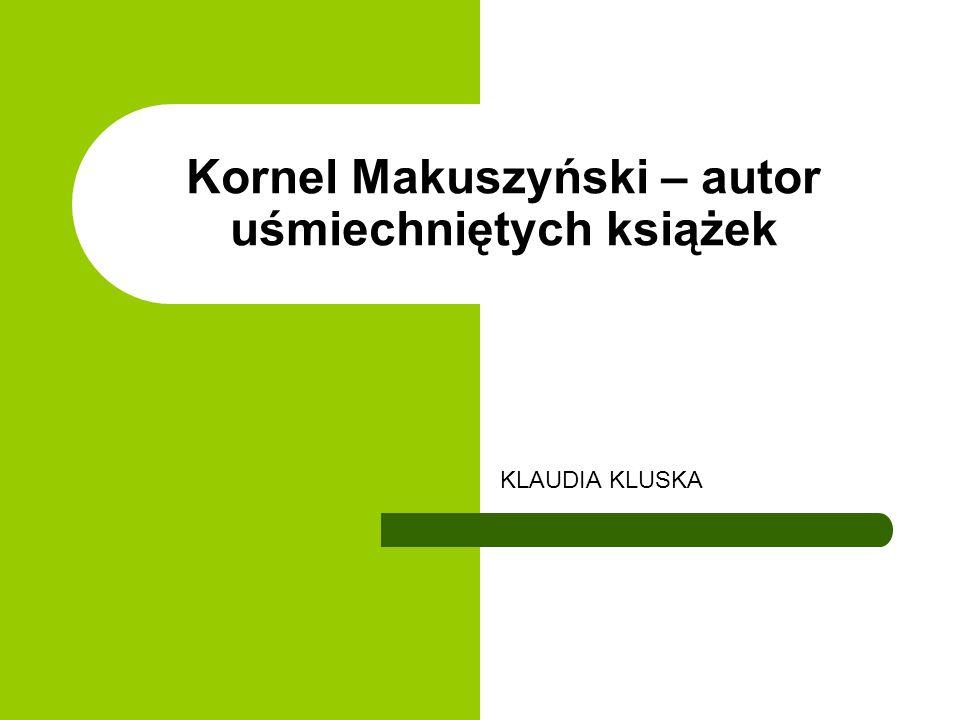 Kornel Makuszyński – autor uśmiechniętych książek