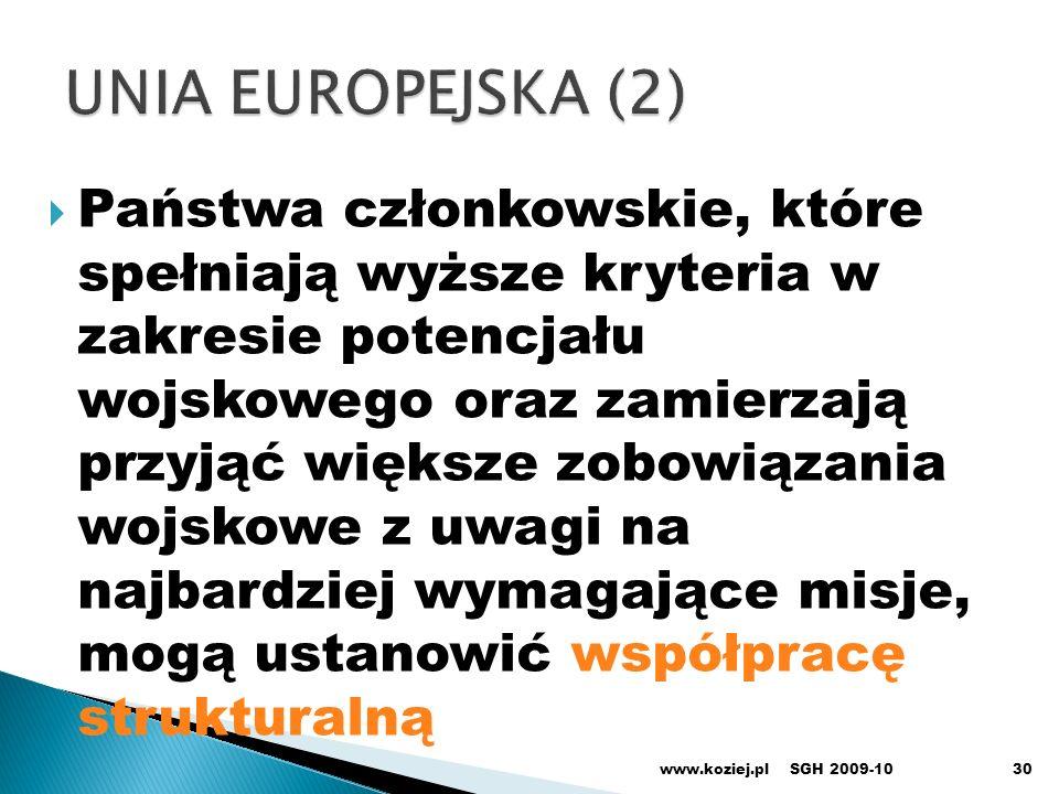 UNIA EUROPEJSKA (2)