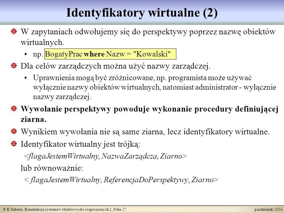 Identyfikatory wirtualne (2)
