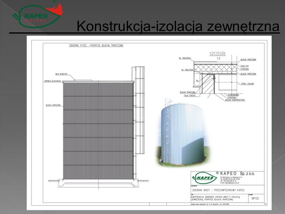 Konstrukcja-izolacja zewnętrzna