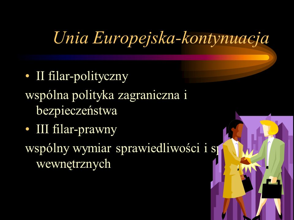 Unia Europejska-kontynuacja