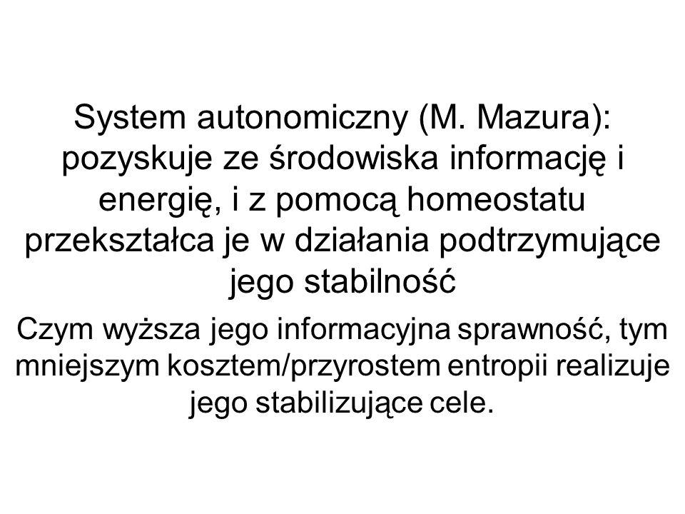 System autonomiczny (M
