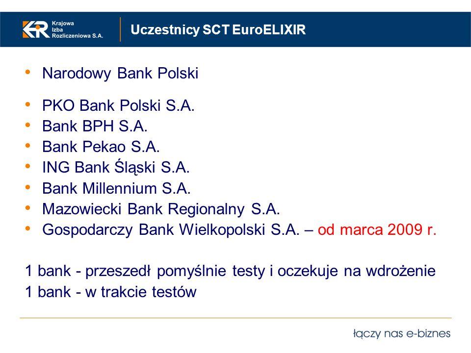 Uczestnicy SCT EuroELIXIR