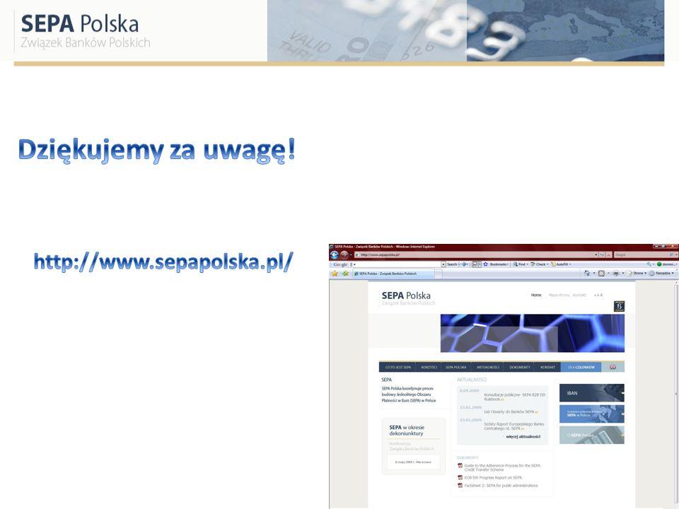 Dziękujemy za uwagę! http://www.sepapolska.pl/