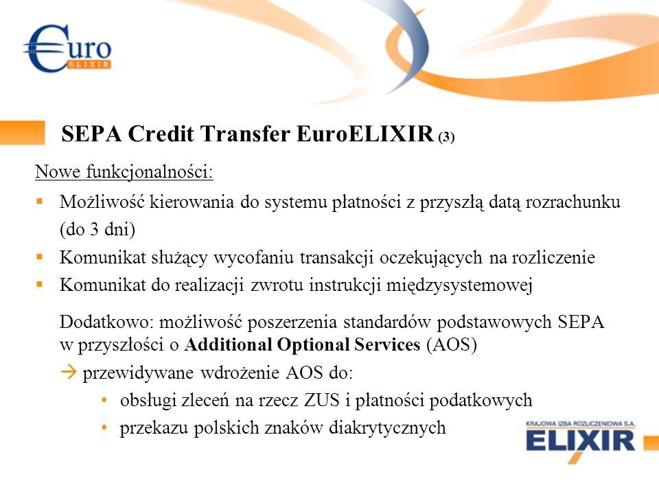 SEPA Credit Transfer EuroELIXIR (3)