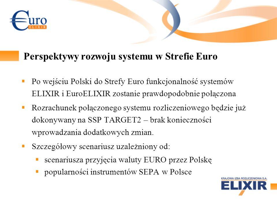 Perspektywy rozwoju systemu w Strefie Euro