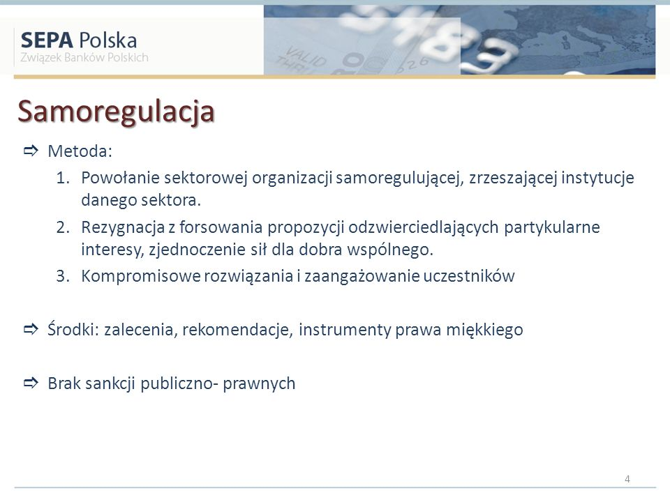 Samoregulacja Metoda:
