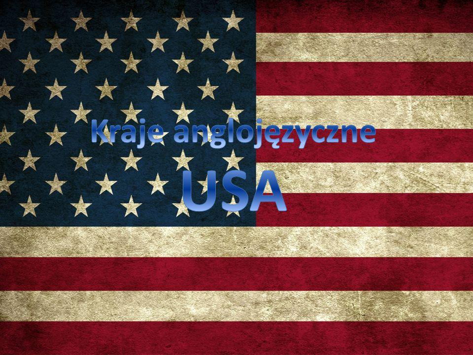 Kraje anglojęzyczne USA