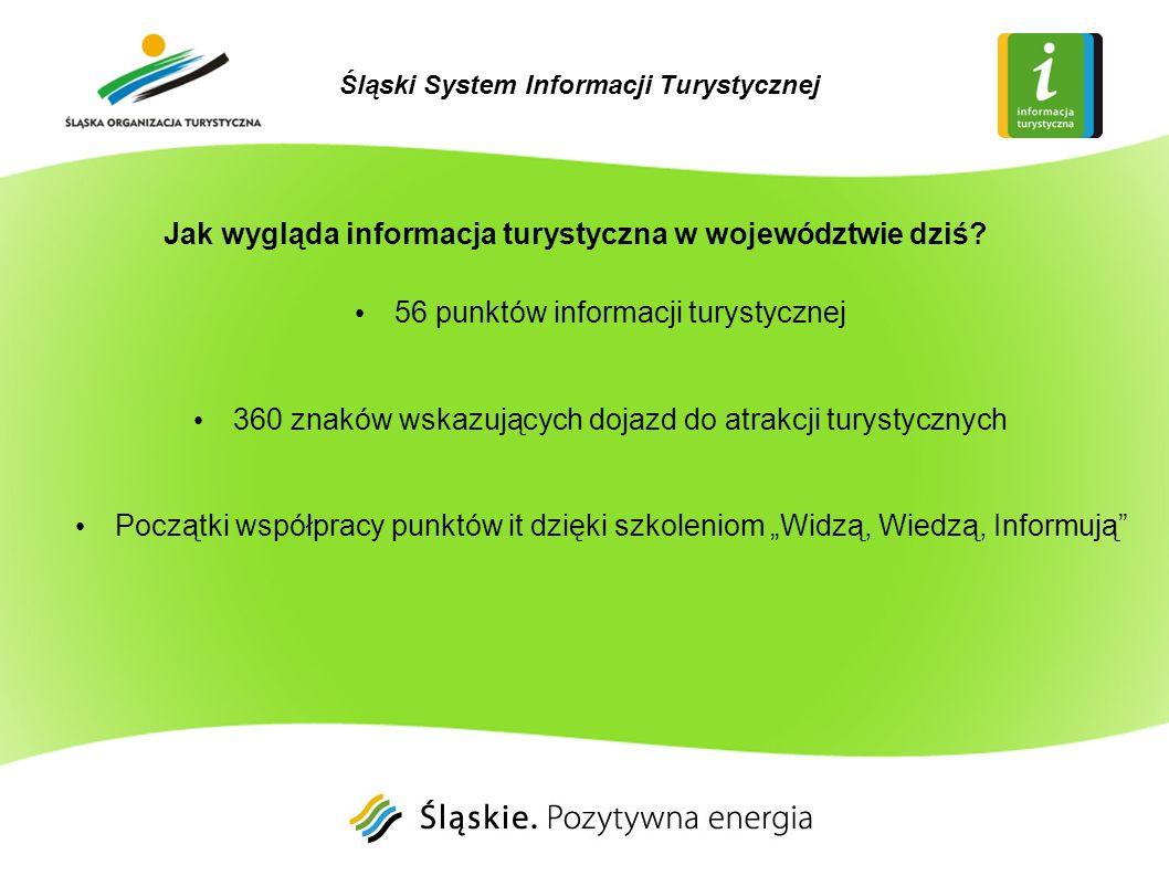Jak wygląda informacja turystyczna w województwie dziś