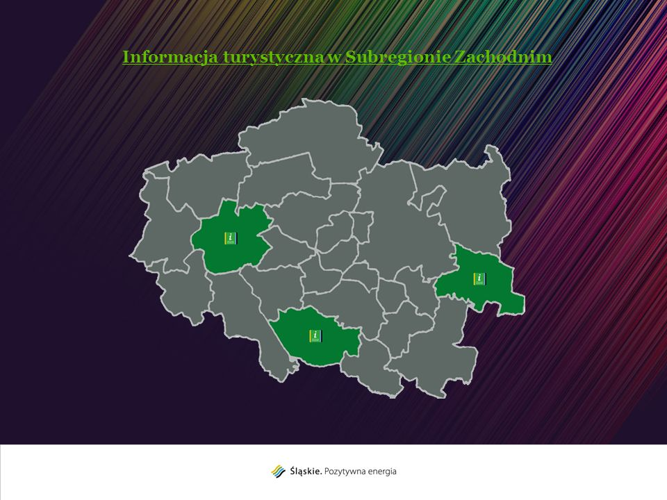 Informacja turystyczna w Subregionie Zachodnim