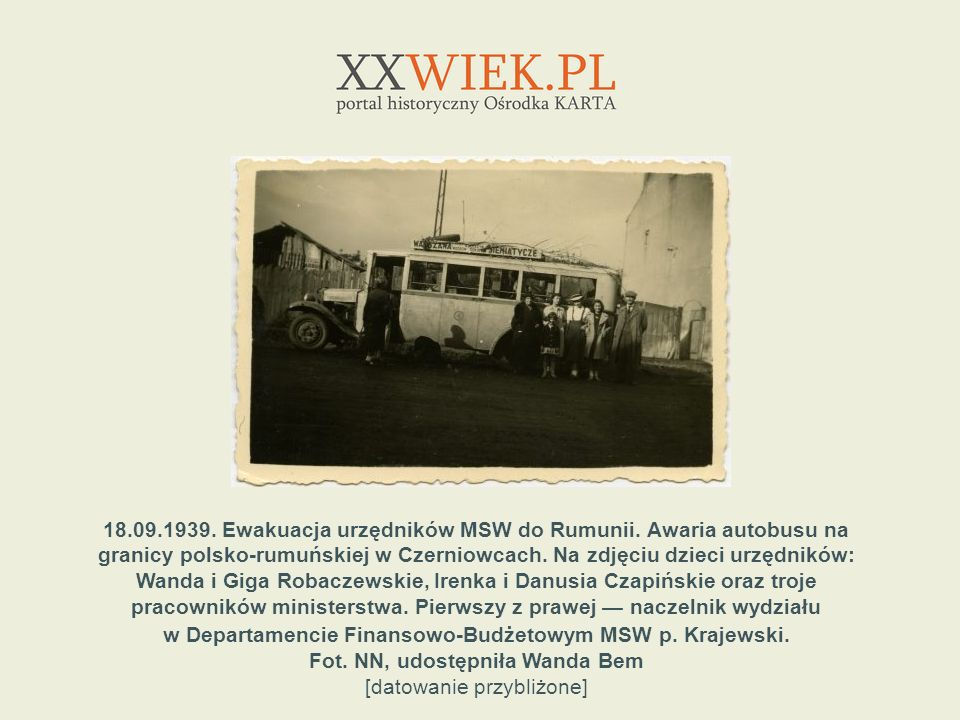 w Departamencie Finansowo-Budżetowym MSW p. Krajewski.