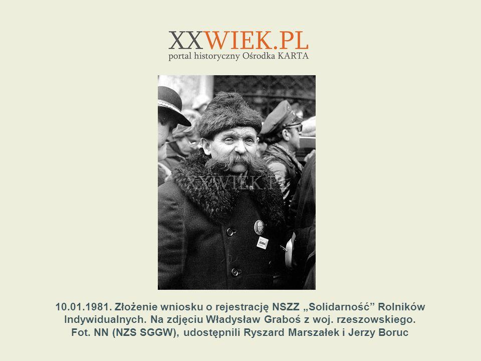 Fot. NN (NZS SGGW), udostępnili Ryszard Marszałek i Jerzy Boruc