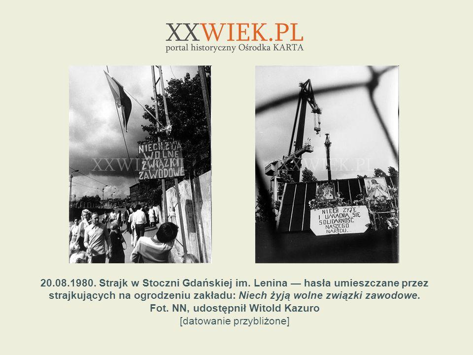 Fot. NN, udostępnił Witold Kazuro
