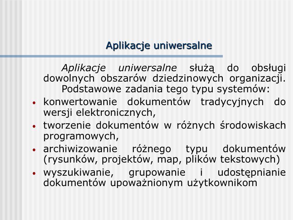Aplikacje uniwersalne