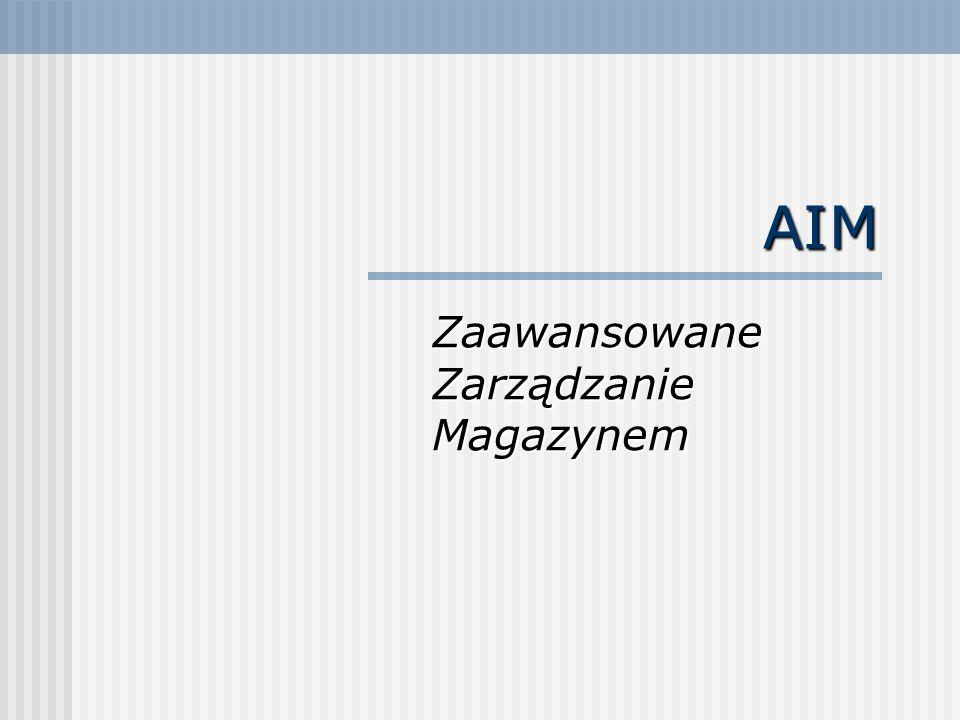 Zaawansowane Zarządzanie Magazynem