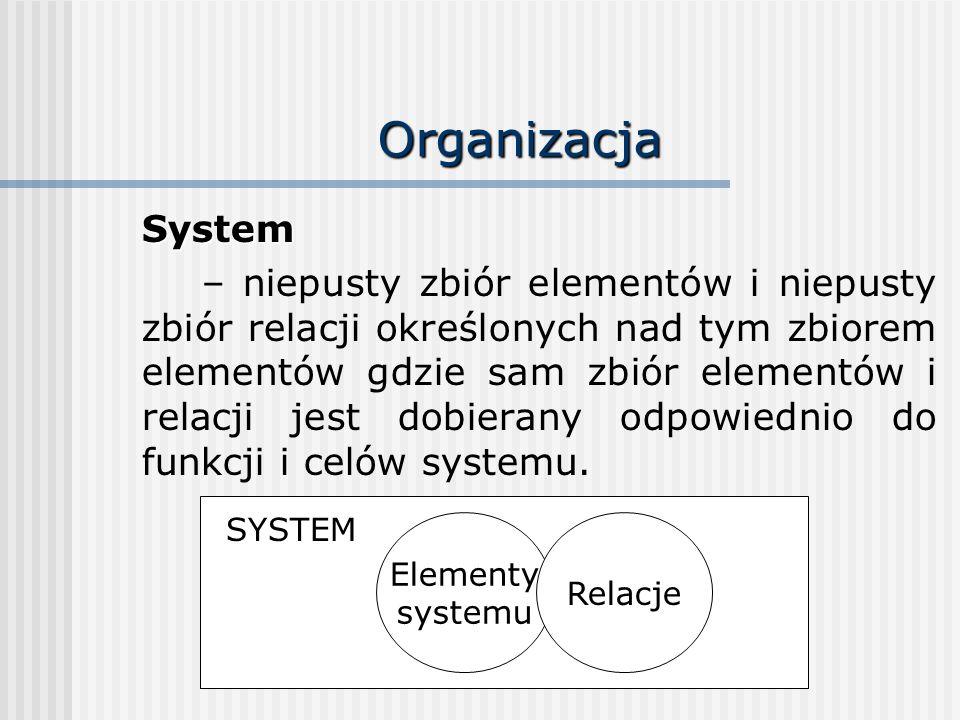 Organizacja System.
