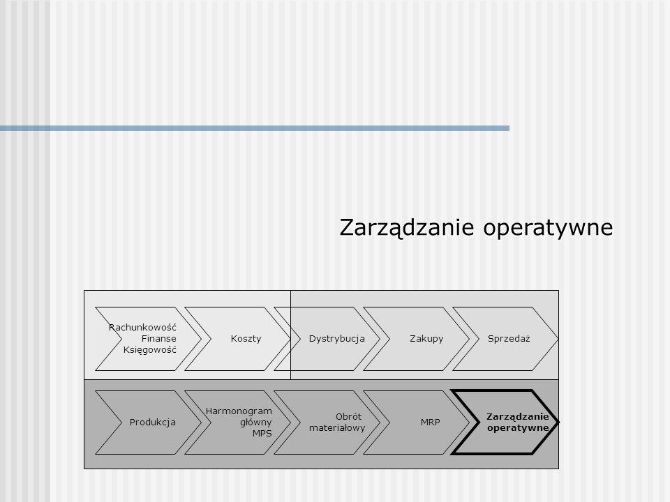 Zarządzanie operatywne