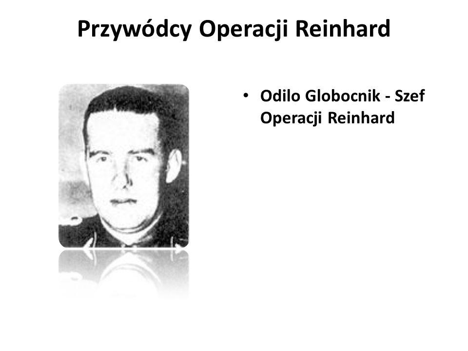 Przywódcy Operacji Reinhard
