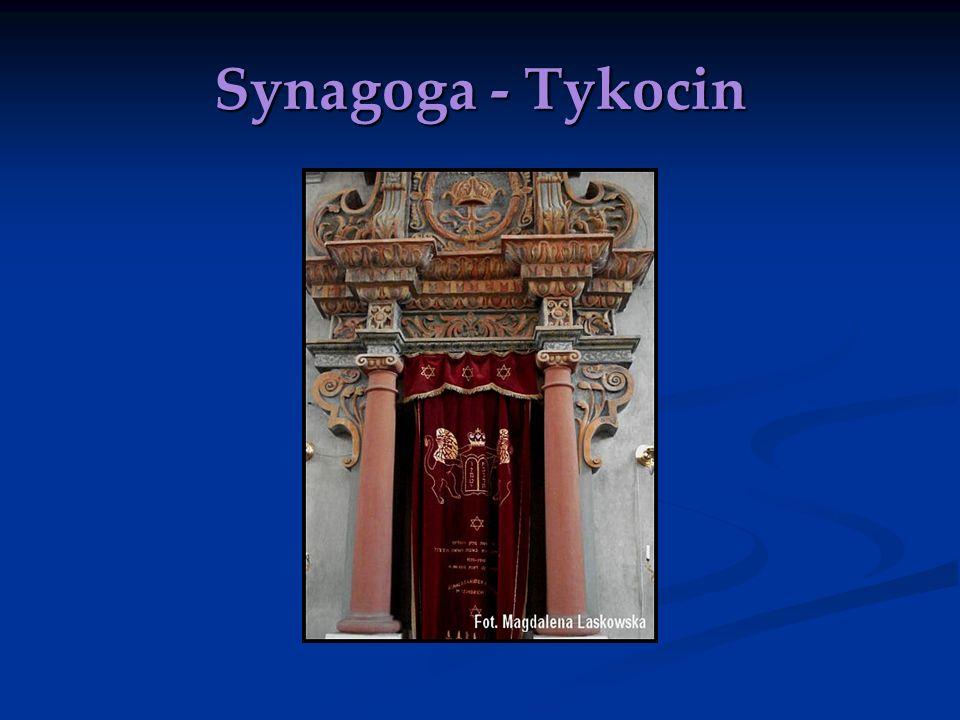 Synagoga - Tykocin