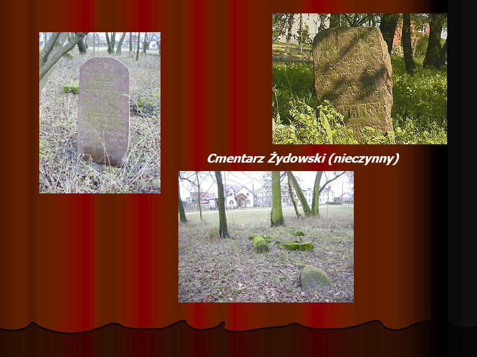 Cmentarz Żydowski (nieczynny)
