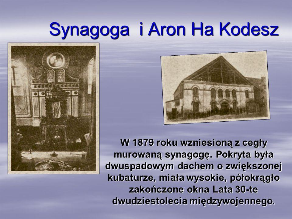 Synagoga i Aron Ha Kodesz