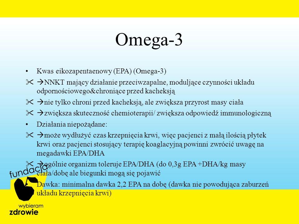 Omega-3 Kwas eikozapentaenowy (EPA) (Omega-3)