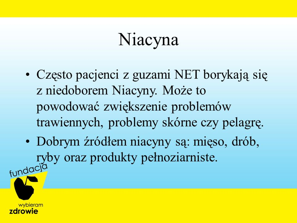 Niacyna