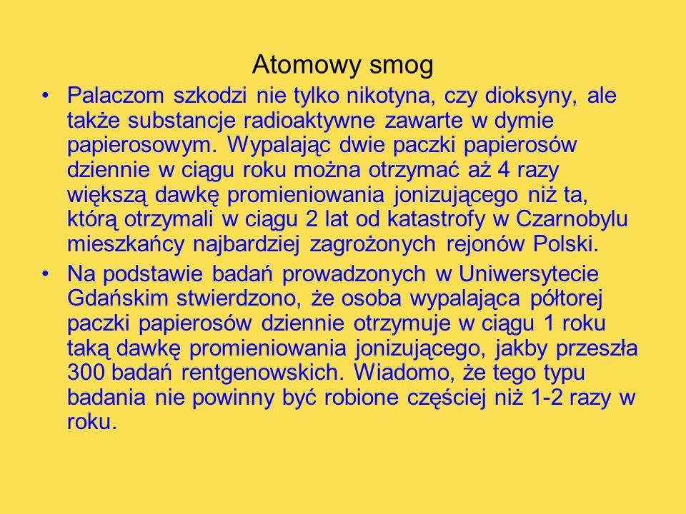 Atomowy smog