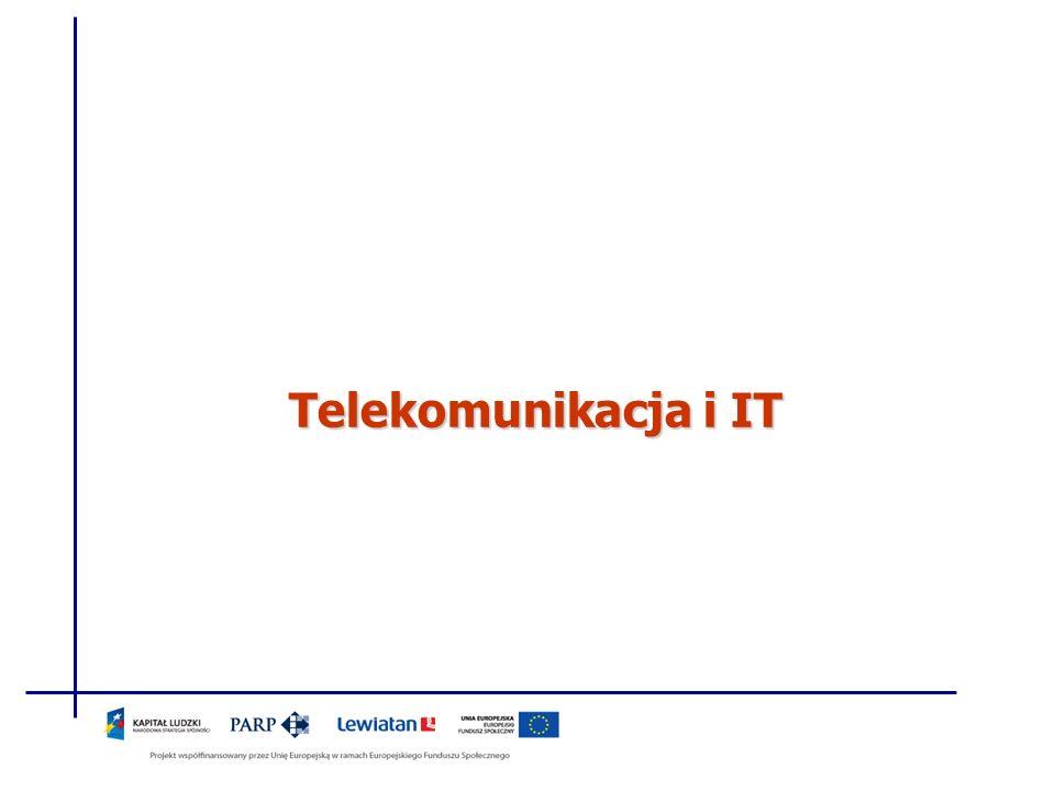 Telekomunikacja i IT
