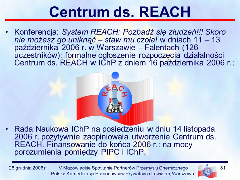 Centrum ds. REACH