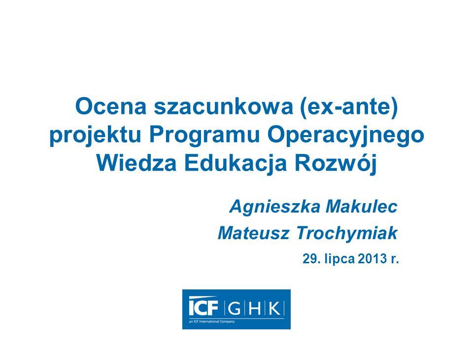Agnieszka Makulec Mateusz Trochymiak