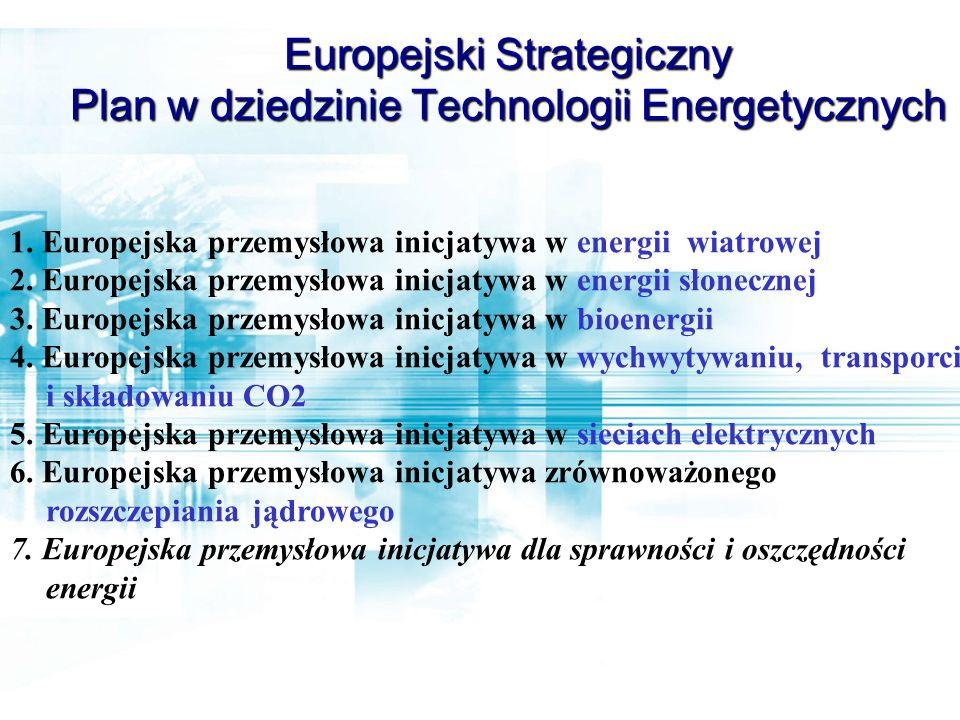 Europejski Strategiczny Plan w dziedzinie Technologii Energetycznych