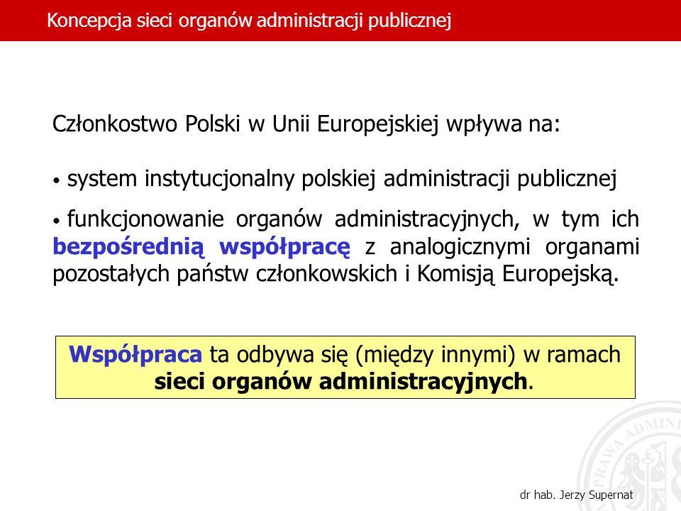 Członkostwo Polski w Unii Europejskiej wpływa na: