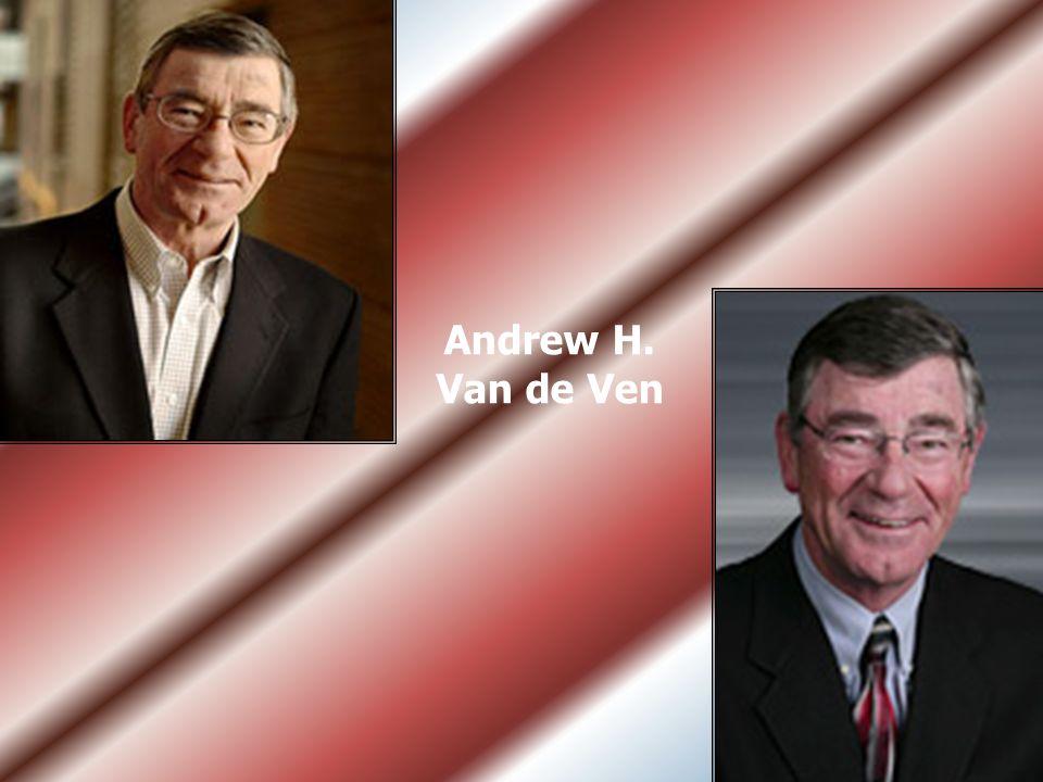 Andrew H. Van de Ven