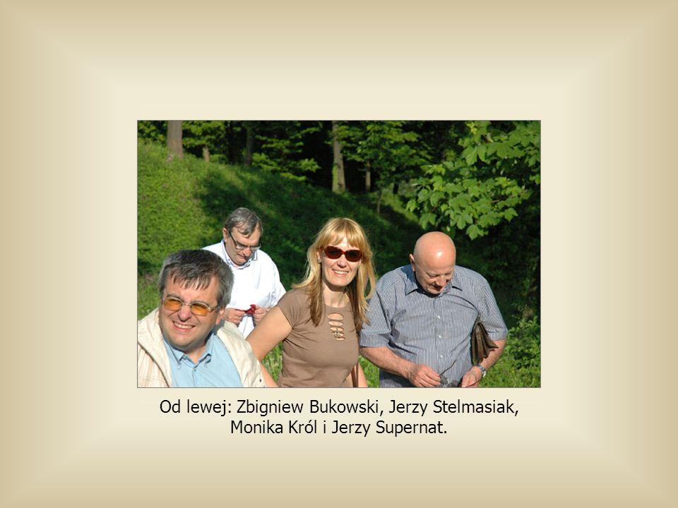 Od lewej: Zbigniew Bukowski, Jerzy Stelmasiak,