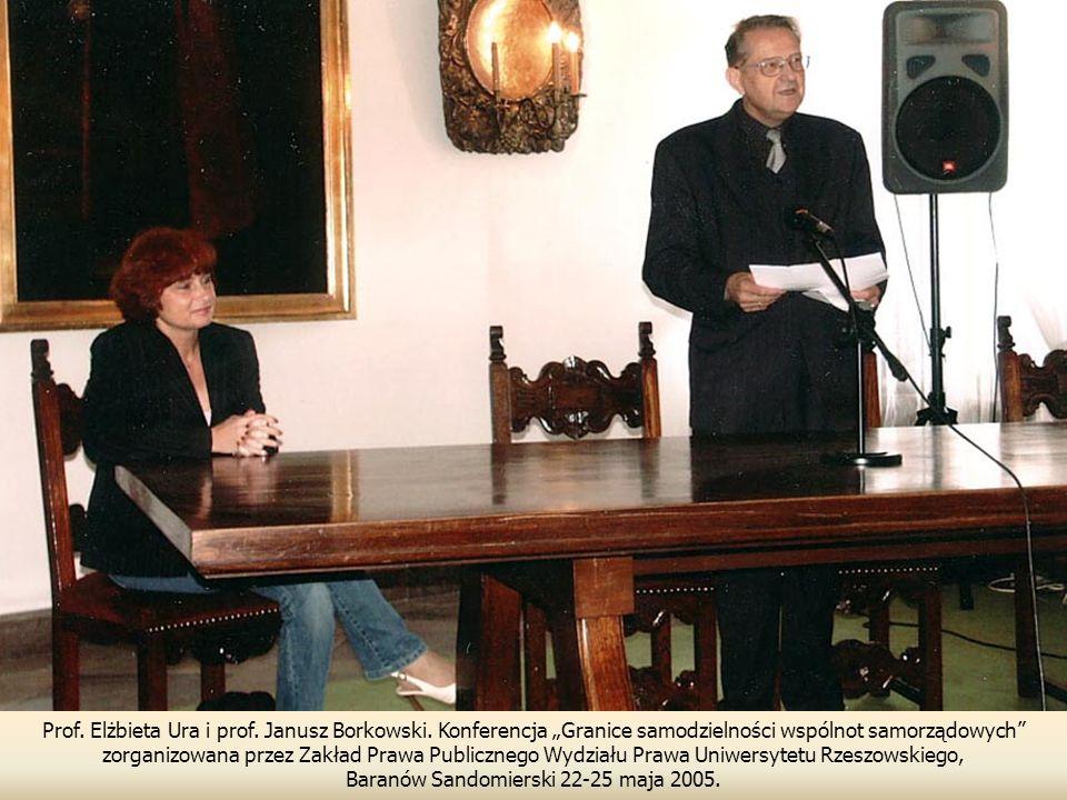 Baranów Sandomierski 22-25 maja 2005.