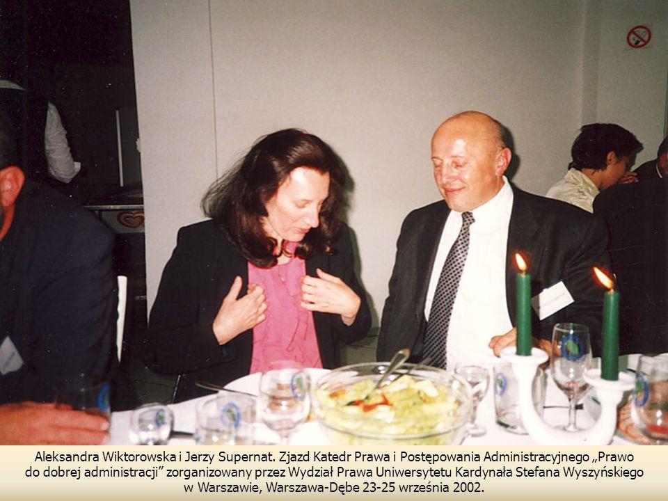 w Warszawie, Warszawa-Dębe 23-25 września 2002.