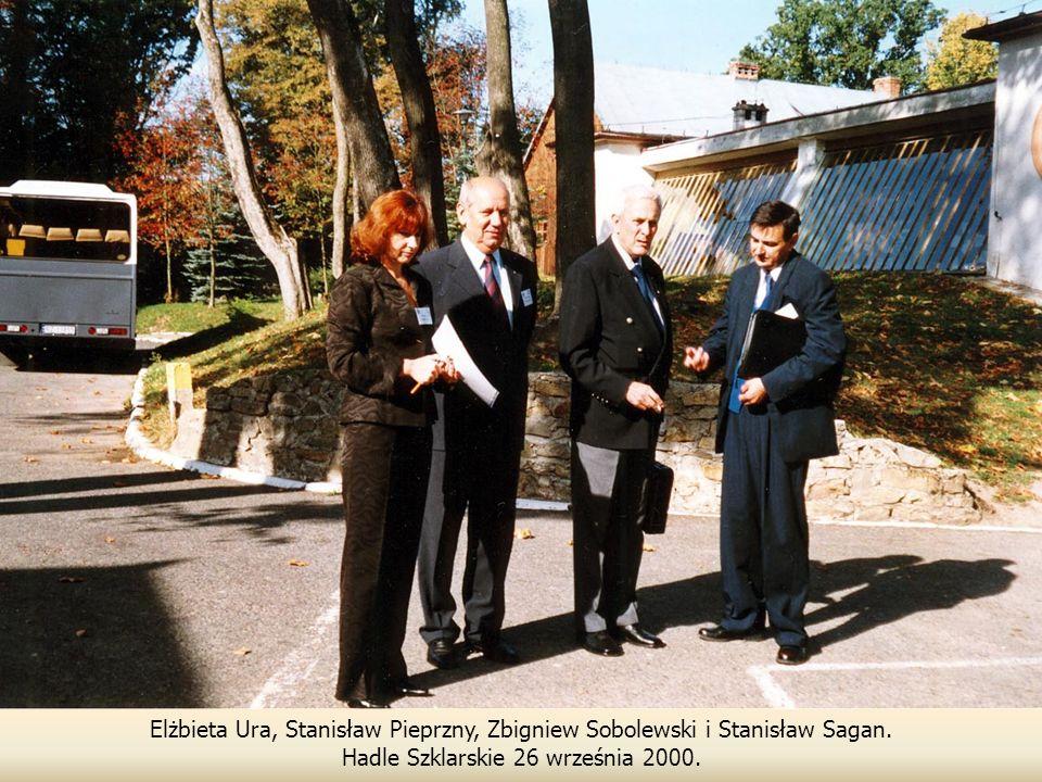 Hadle Szklarskie 26 września 2000.