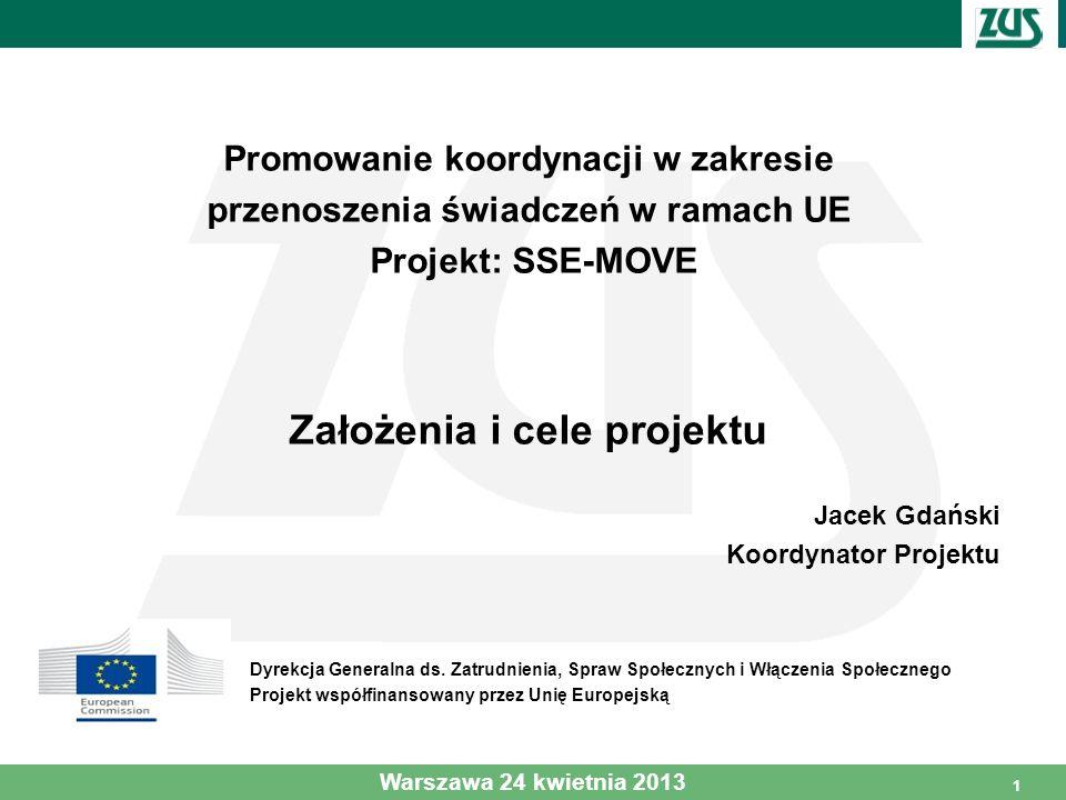 Założenia i cele projektu