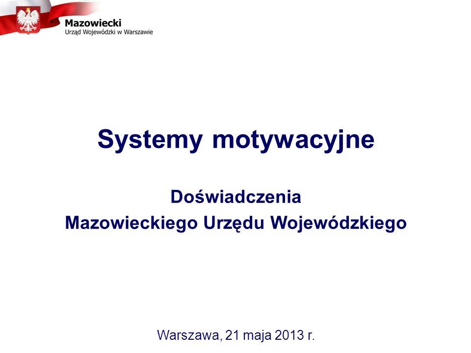 Mazowieckiego Urzędu Wojewódzkiego