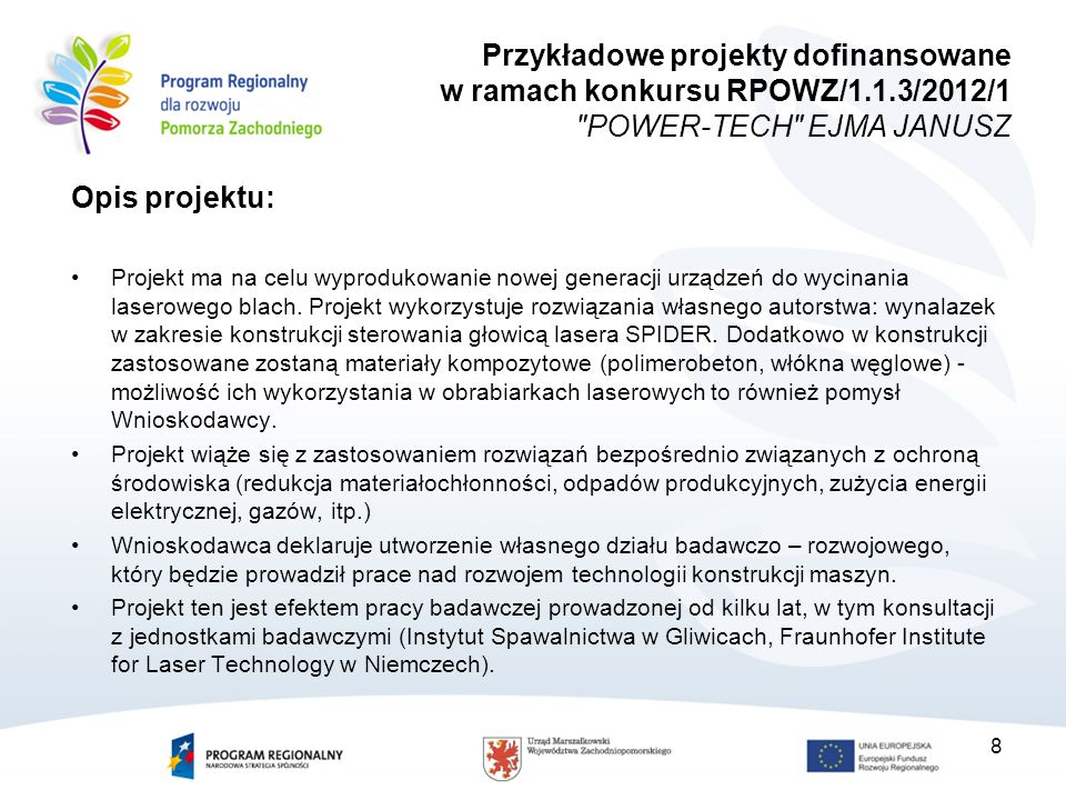 POWER-TECH EJMA JANUSZ