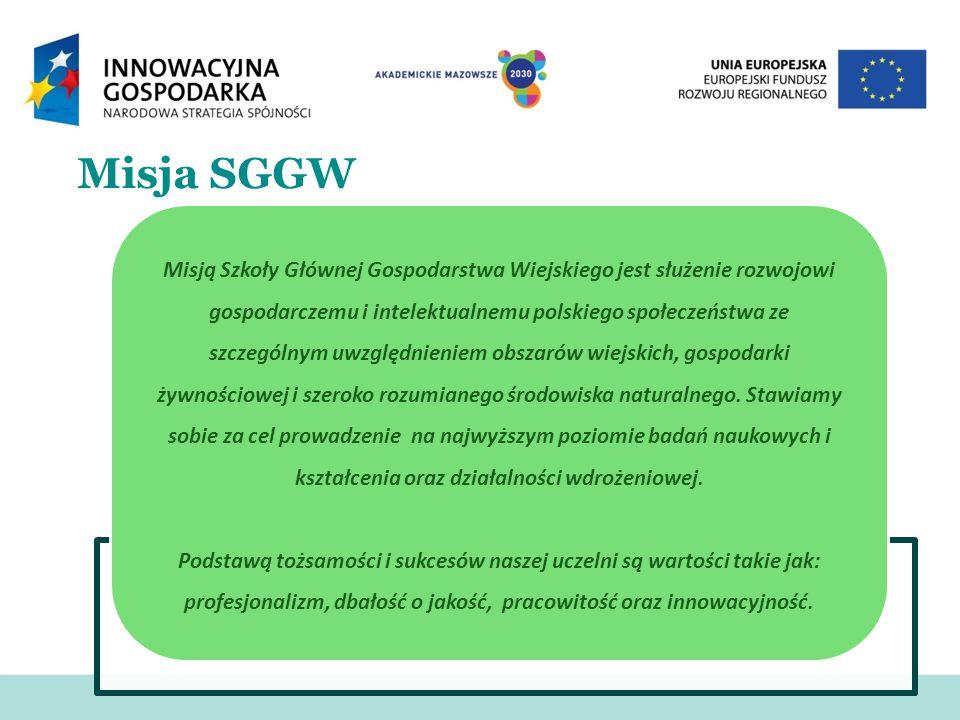Misja SGGW