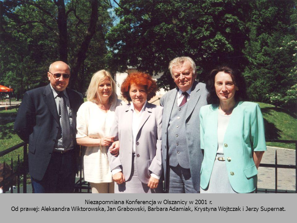 Niezapomniana Konferencja w Olszanicy w 2001 r.