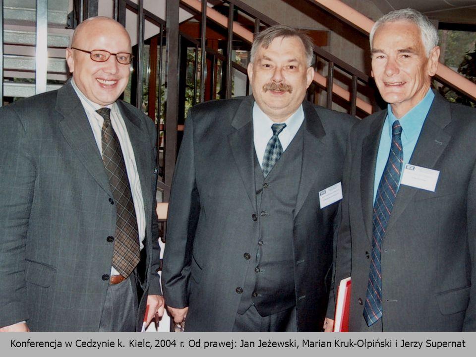 Konferencja w Cedzynie k. Kielc, 2004 r